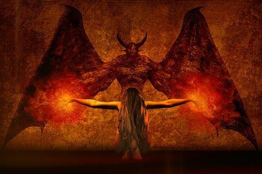 Leyenda de La Chica que bailó con el Diablo