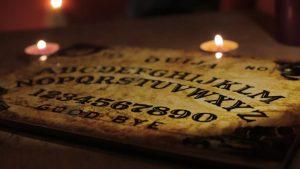 Leyenda de la Ouija