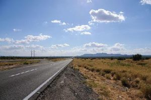 Leyenda en la Carretera de Sonora