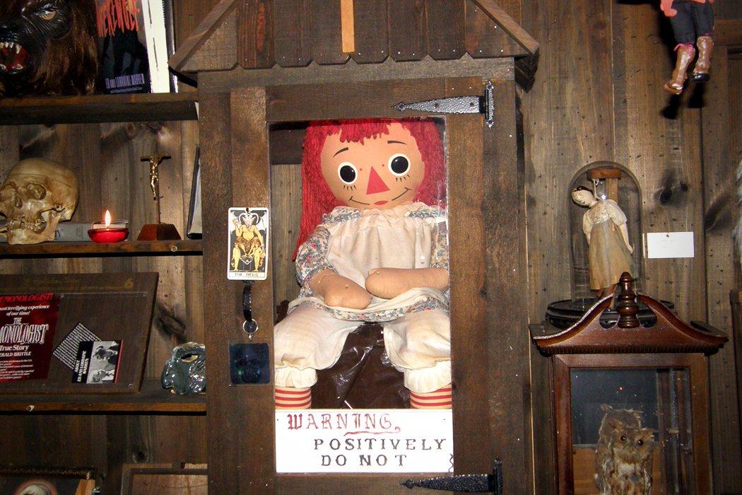 Leyenda de la Muñeca Annabelle