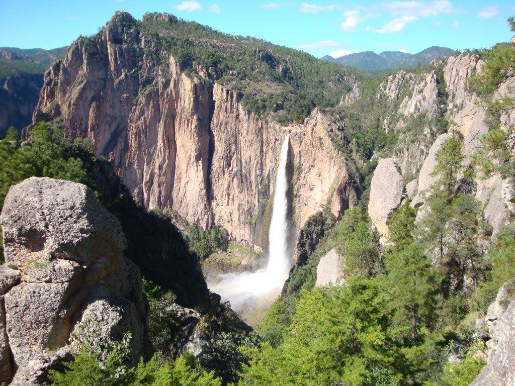 Leyenda de la Cascada de Basaseachi