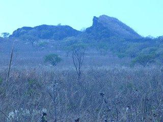 Leyenda del Cerro Partido