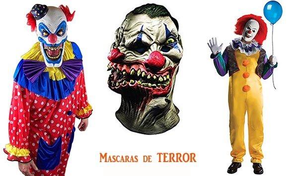 Mascaras de payasos asesinos leyendas de terror cortas - Mascaras de terror ...