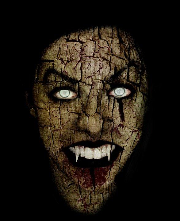 La Mujer Vampiro de Ciudad Madero