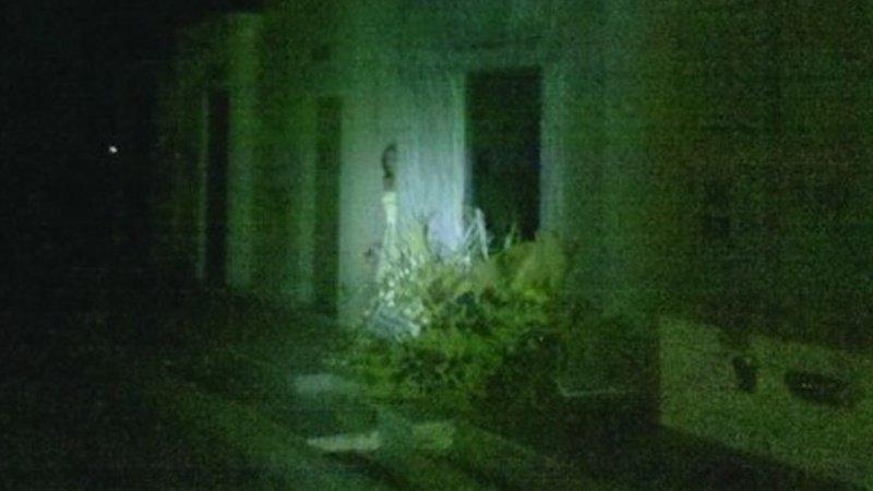 La Quinceañera Fantasma del Panteón Guadalupano