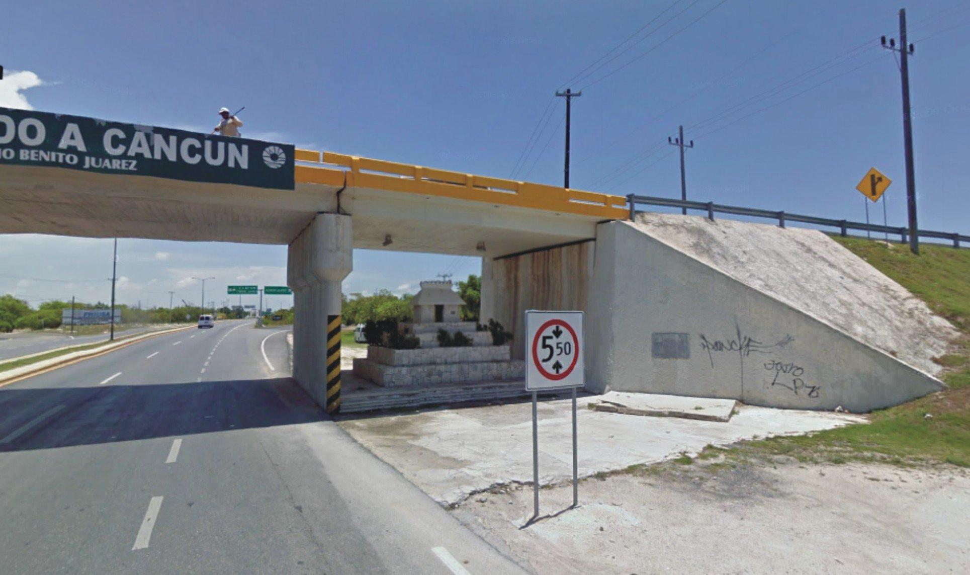 Leyenda del Puente del Aeropuerto de Cancún