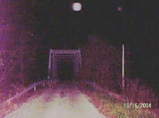 Leyenda El Puente que grita